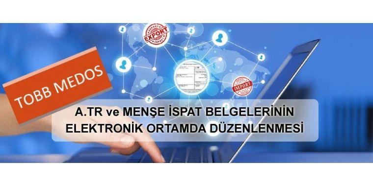 Dış Ticaret Belgelerinin elektronik ortamda onaylaması ve vize edilmesi uygulaması
